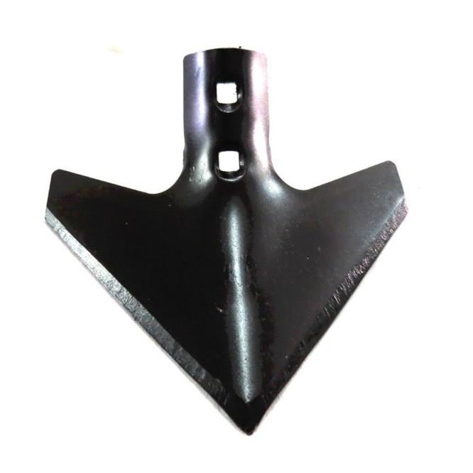 Shaft 260 mm, h = 6 mm, between holes 45 mm Solbjerg (Bellota)