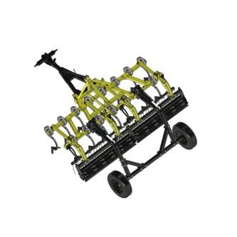 Trailed cultivator TelLus-3