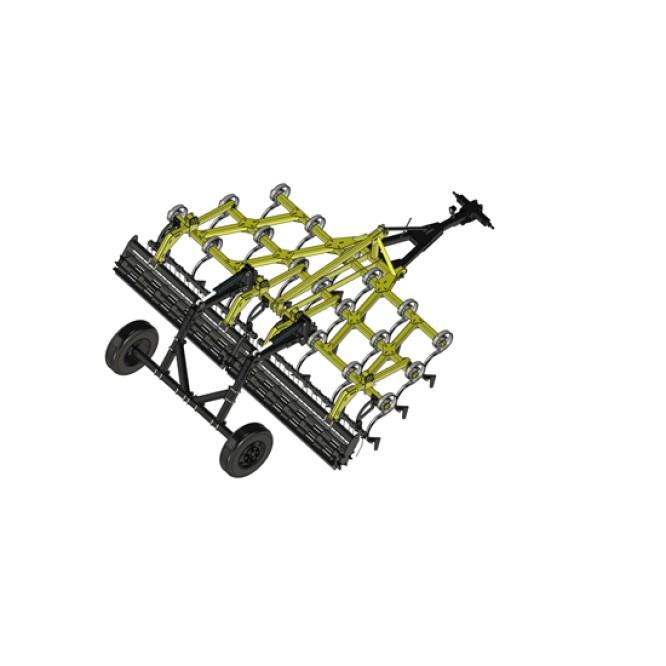 Trailed cultivator TelLus-4,3